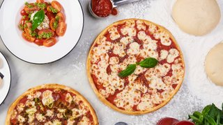 Pizza Express Takeaway In Trafford Park Manchester M17